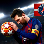 Messi Signs Contracts With Paris Saint Germain